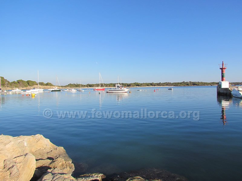 Colonia Sant Jordi Ferienwohnungen am Hafen