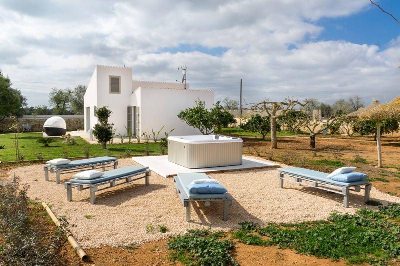 Ferienvermietung Mallorca Finca Ferienhaus Campos