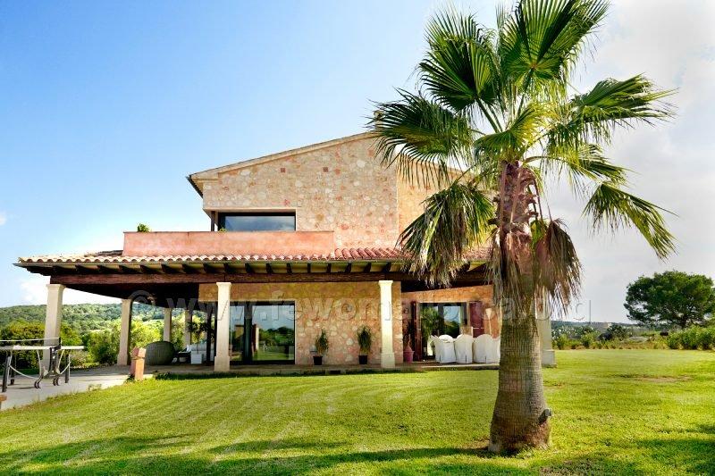 Ferienvermietung Mallorca Ses Salines für 10 Personen